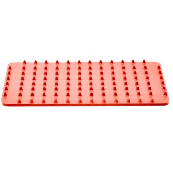 Red Rubber Mat