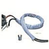 Zip Hose, lead cover, protective zip sleeve